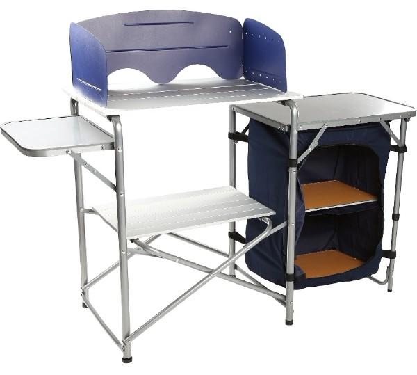 походный раскладной стол кухня
