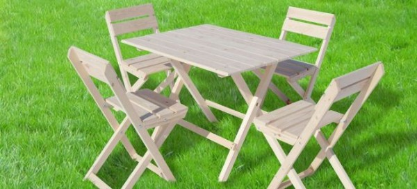 раскладной стол своими руками для пикника