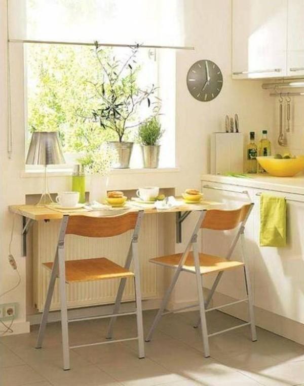 раскладной стол своими руками на маленькую кухню