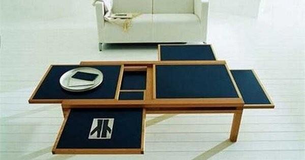 раскладной журнальный стол в японском стиле