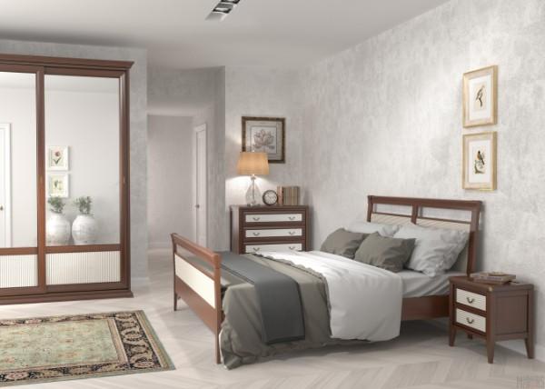 шкаф для спальни в современном стиле