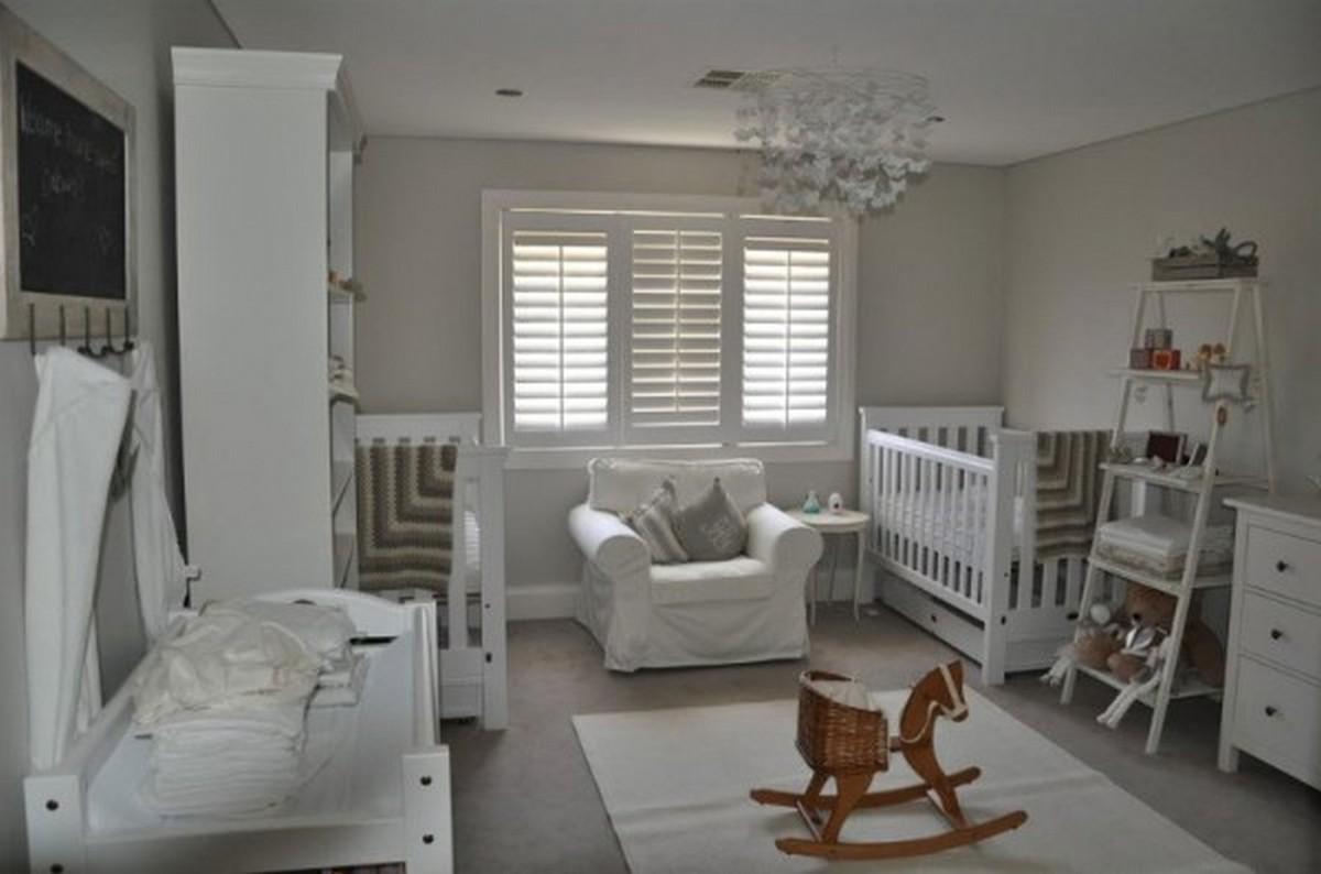 вариант дизайна освещения в детской комнате