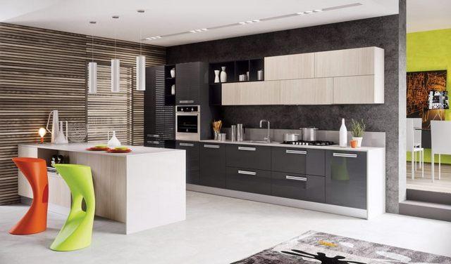 варианты кухонной мебели фото
