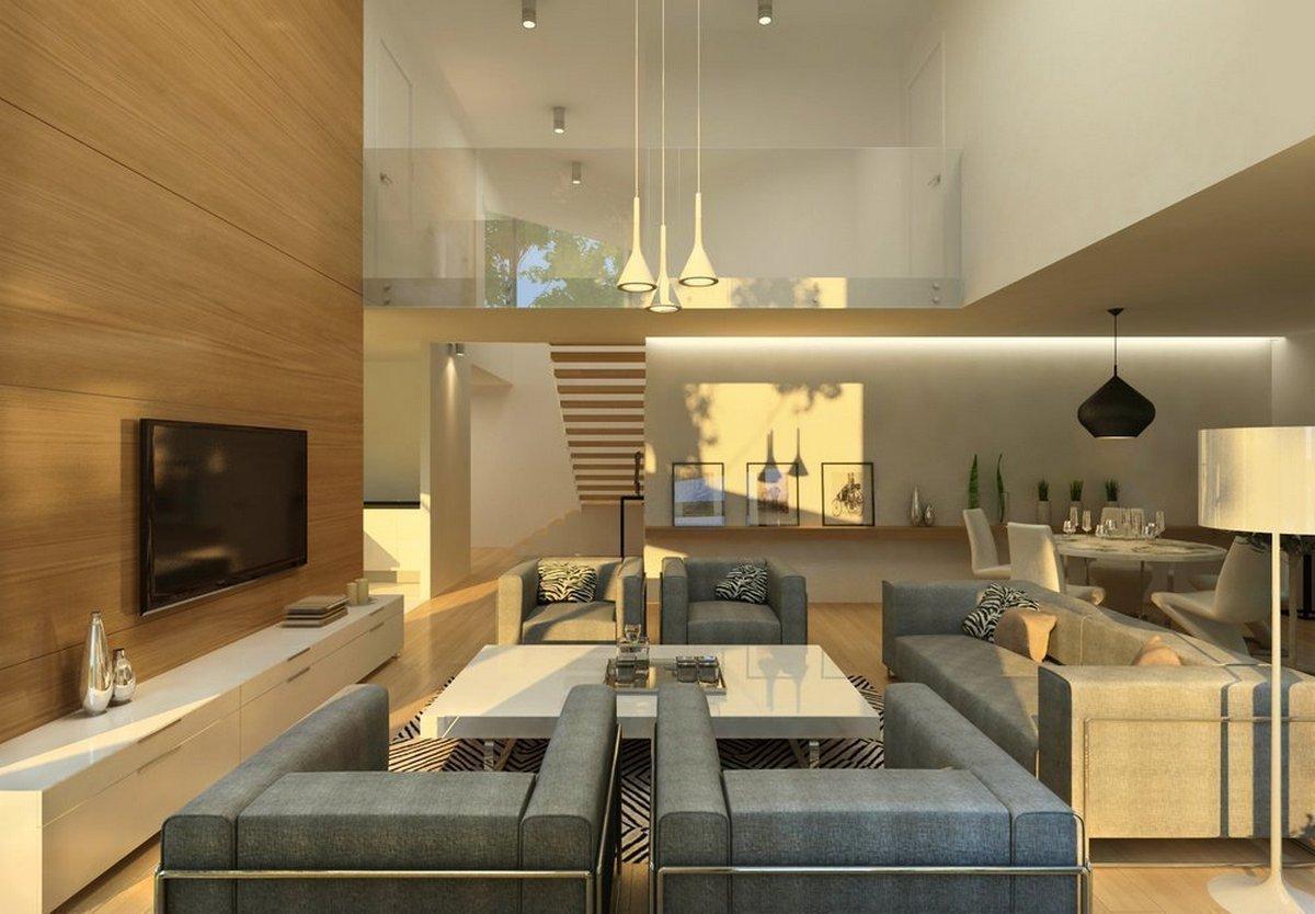 двухуровневая квартира студия большая