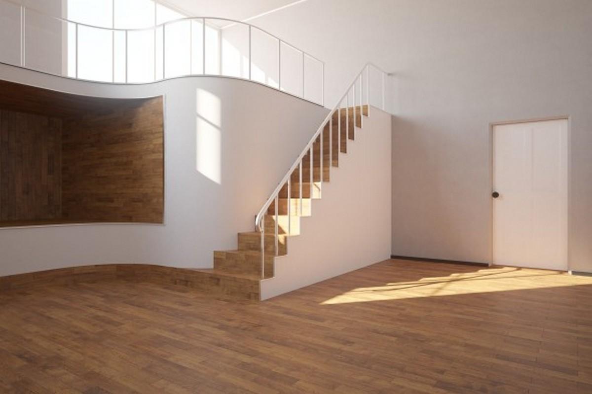 двухуровневая квартира эконом класса на фото