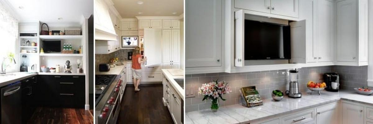 как купить телевизор на кухню