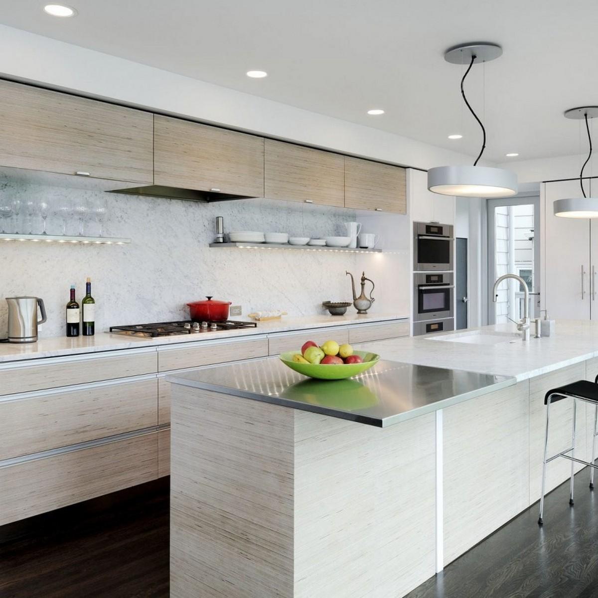 как сделать кухню в частном доме