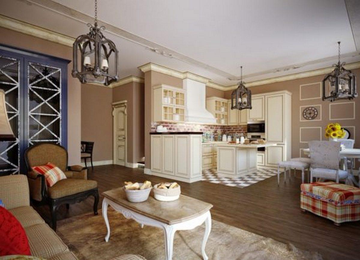 кухня в частном доме своими руками