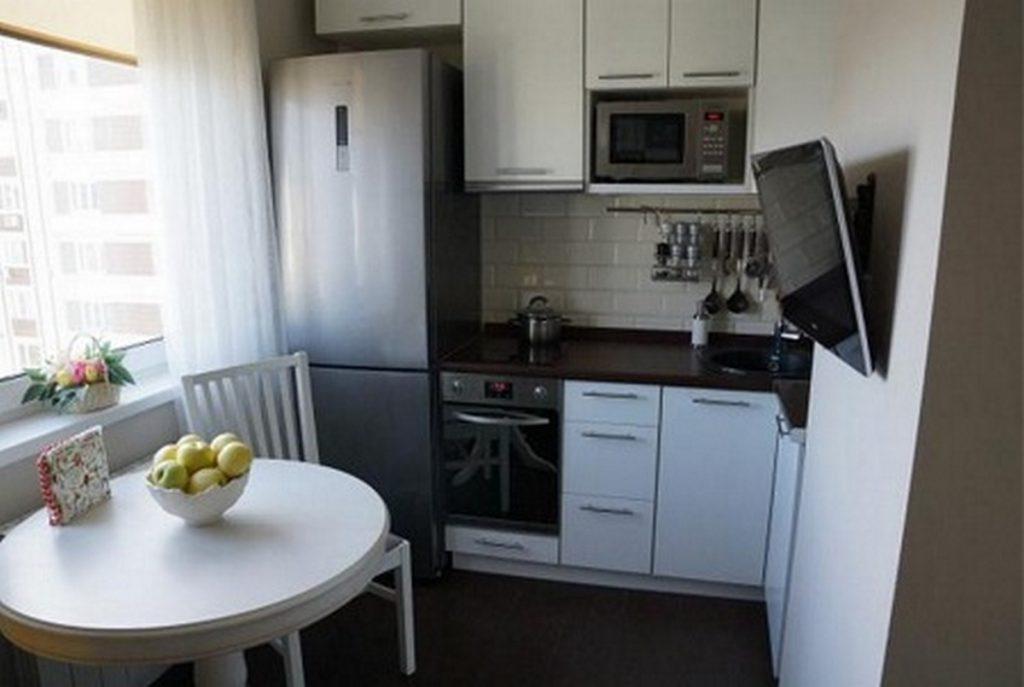 купить маленький телевизор на кухню