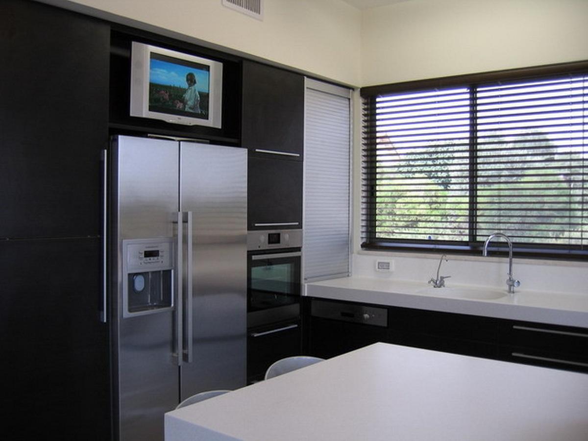купить телевизор на кухню фото