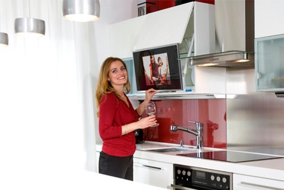 лучший телевизор для кухни