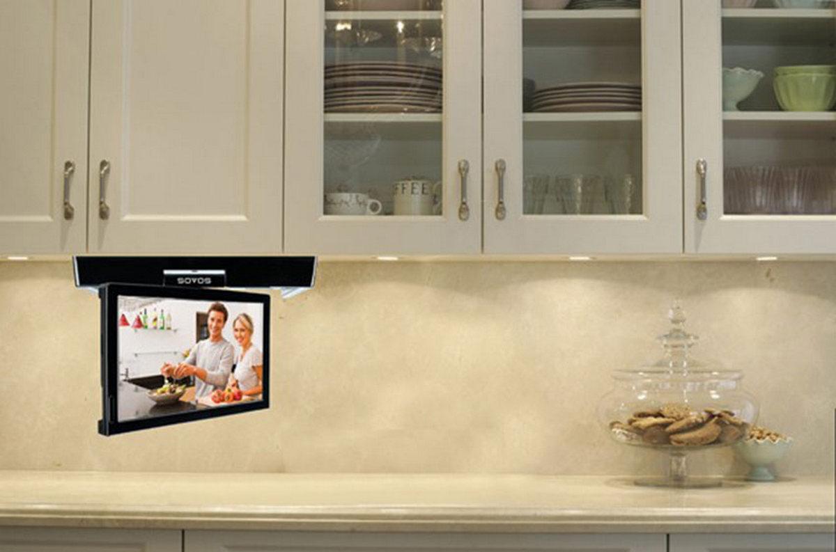 маленький телевизор на кухню