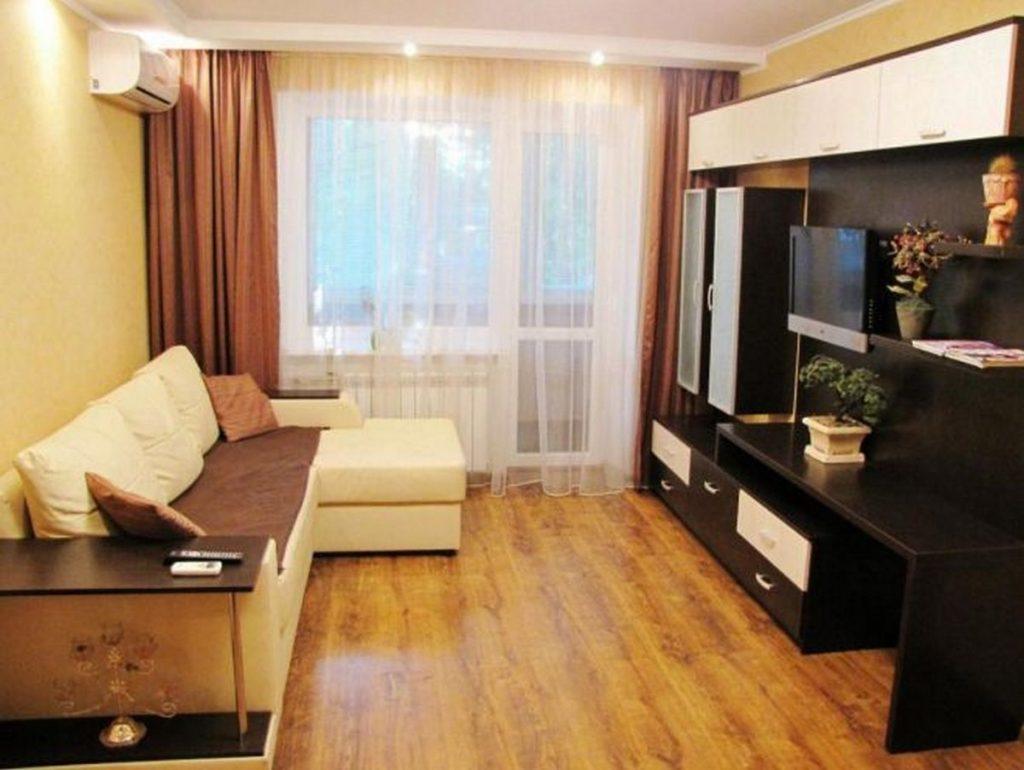 маленький зал в частном доме дизайн