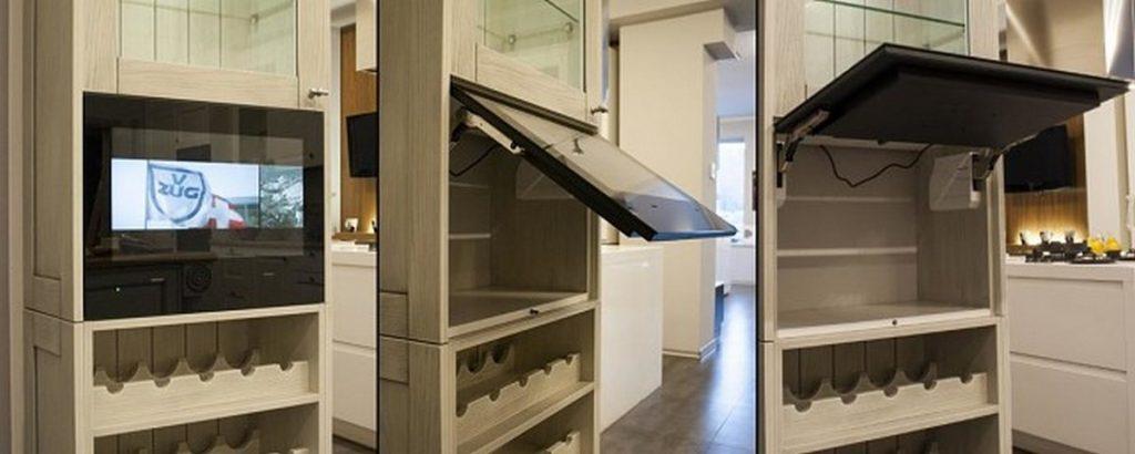 небольшой телевизор на кухню