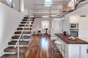 новостройки двухуровневые квартиры
