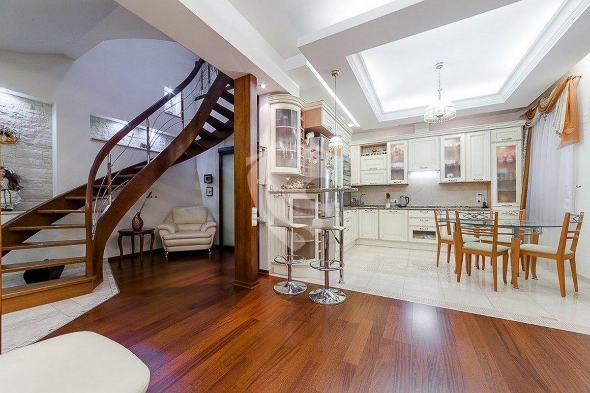 новостройки двухуровневые квартиры дизайн