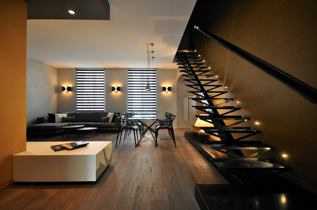 новостройки двухуровневые квартиры как на фото