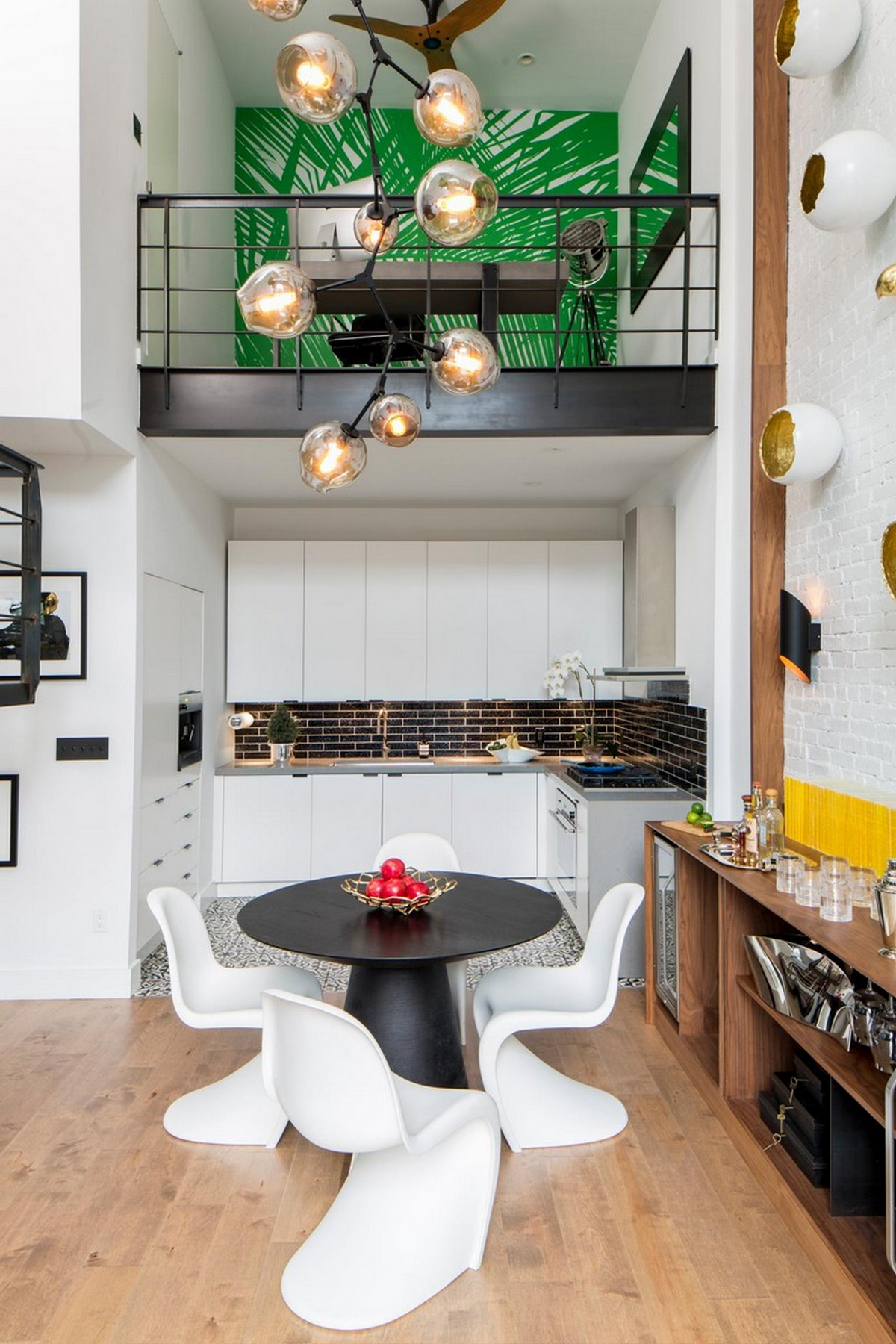 новостройки двухуровневые квартиры маленькие
