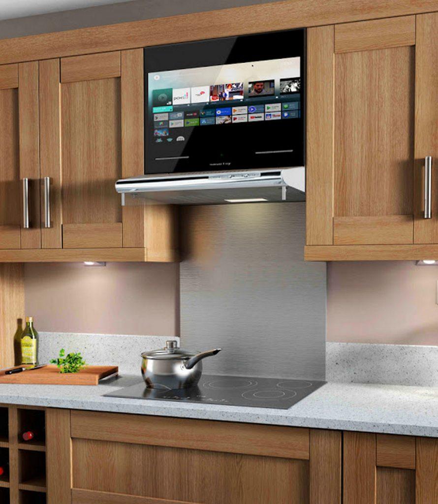 смарт телевизор для кухни