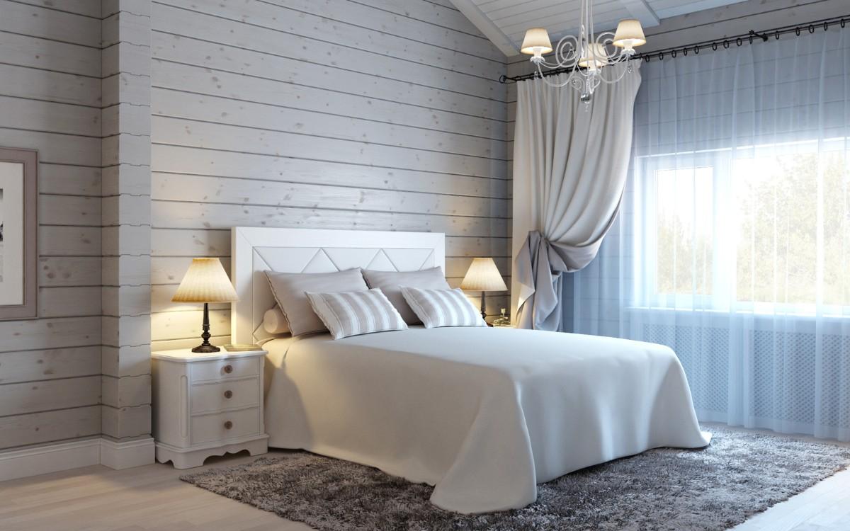 спальня в белом цвете выбор оттенка