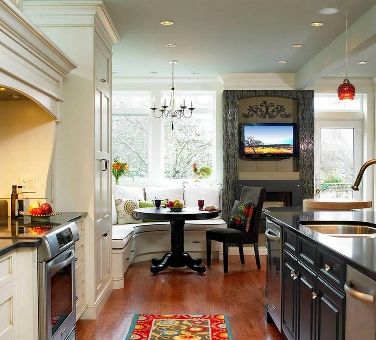 телевизоры для кухни на стену
