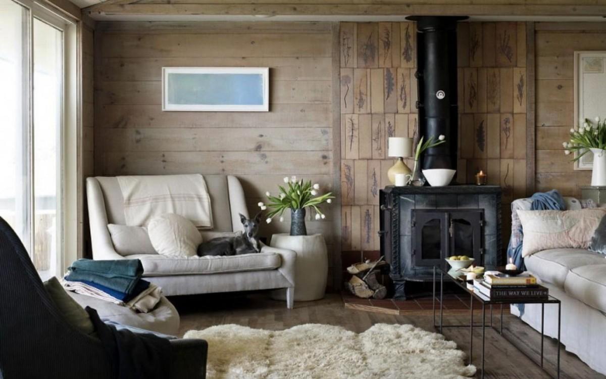 дом в скандинавском стиле уютный дизайн