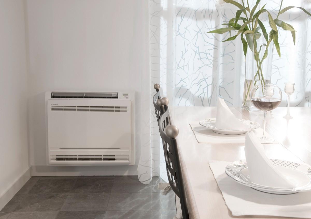 как выбрать кондиционер для квартиры кухня в светлых тонах