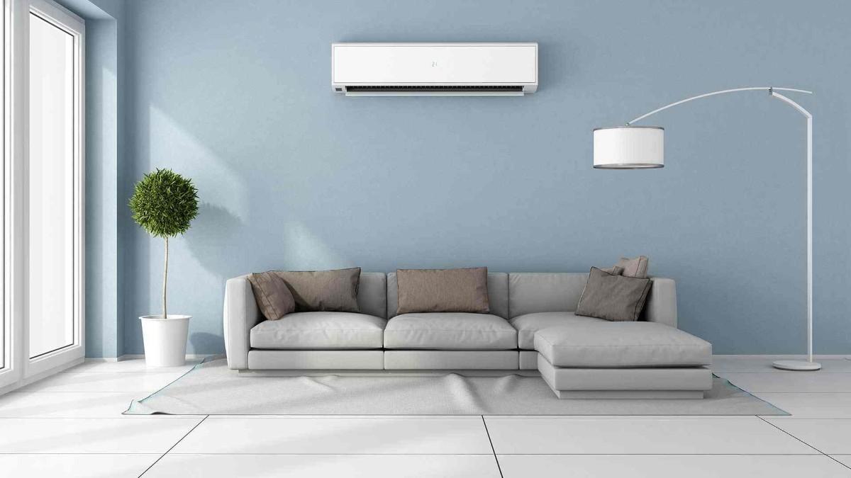 как выбрать кондиционер для квартиры лаконичный дизайн гостиной
