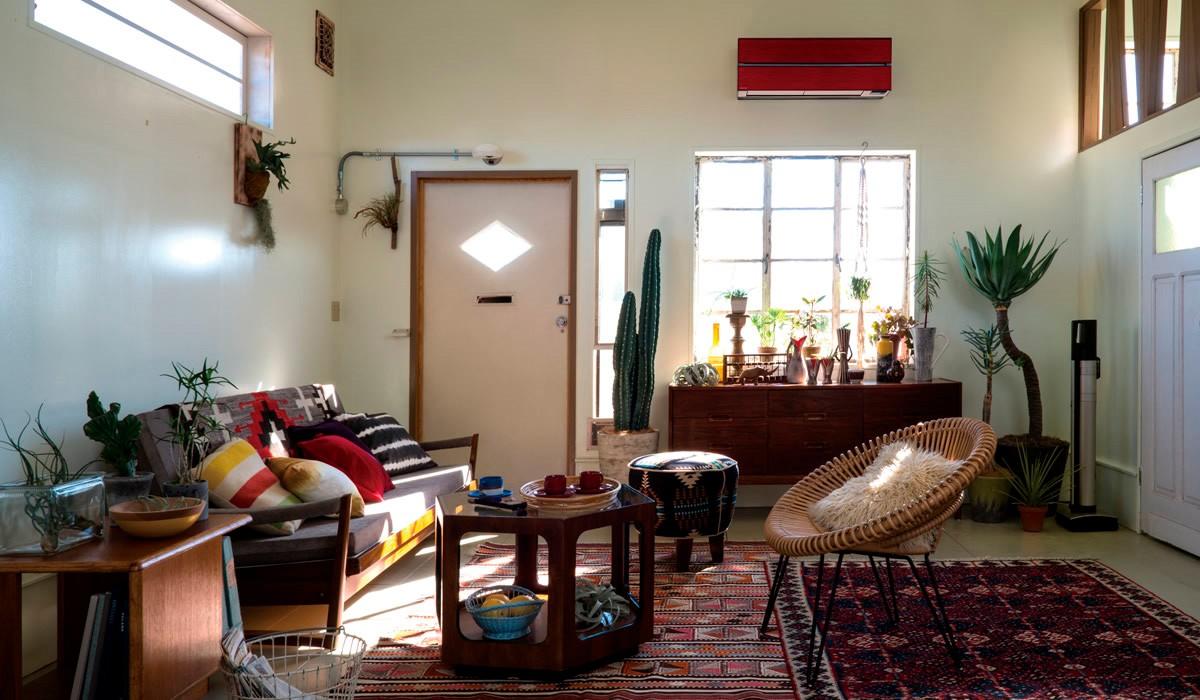 как выбрать встроенный кондиционер для квартиры стиль контемпорари