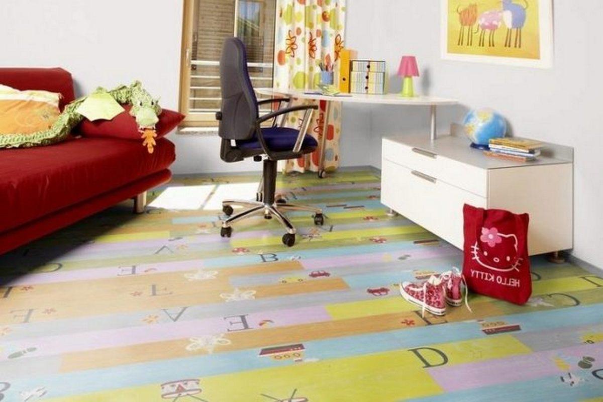 какой цвет ламината лучше выбрать для квартиры детский