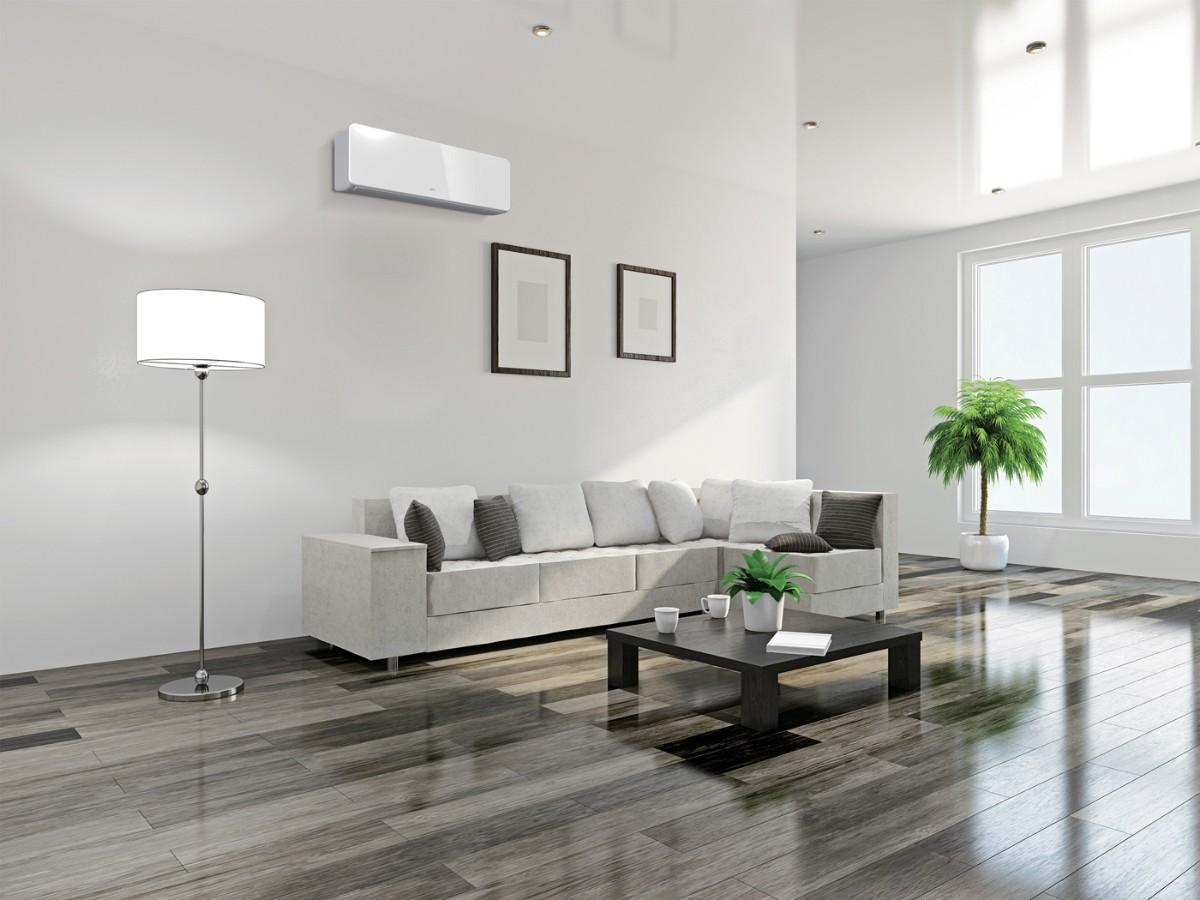 какой выбрать кондиционер в квартиру минималистический дизайн