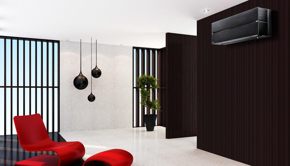 какой выбрать кондиционер в квартиру модель со стильным дизайном