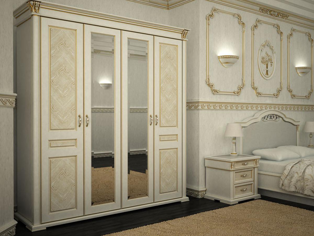 великолепный шкаф в классическом