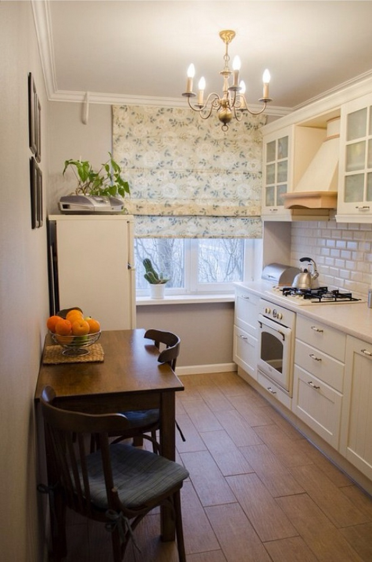 декор кухни 6 кв м