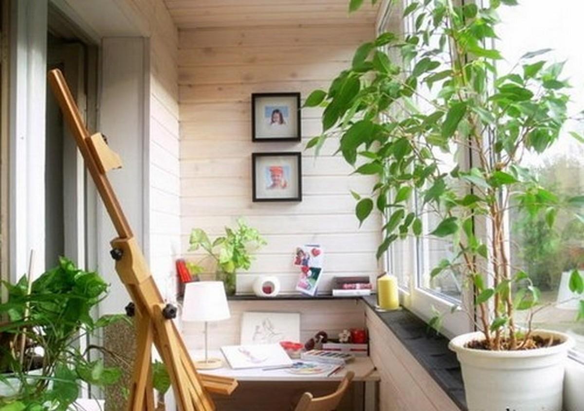 дизайн детской комнаты с балконом мастерская
