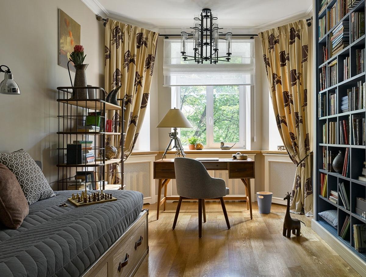 дизайн комнаты гостиной балкона фото