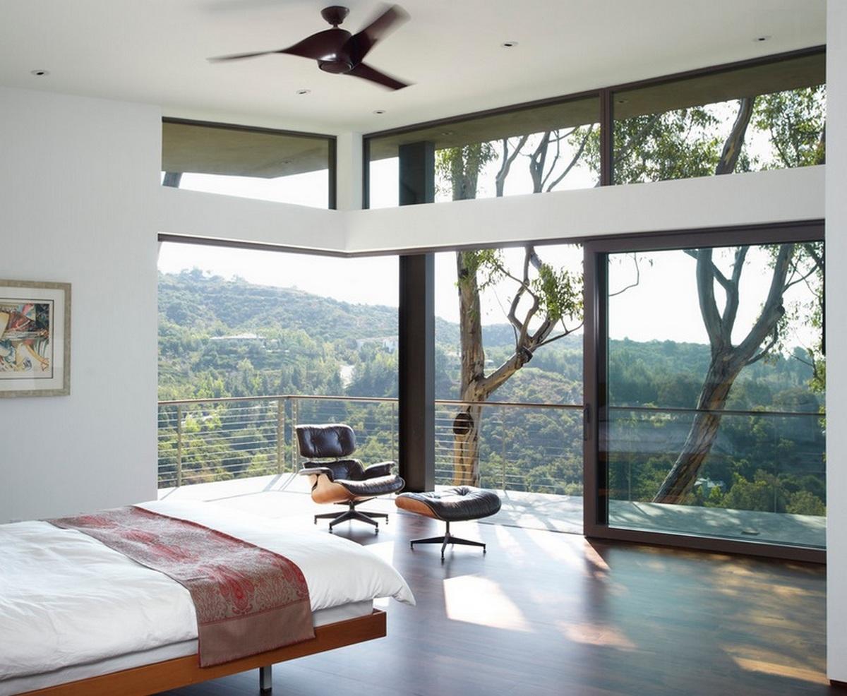 дизайн комнаты с балконом в панельном доме