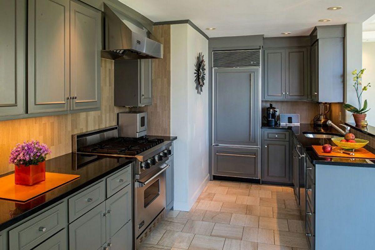 дизайн кухни 6 кв м фото новинки узкая