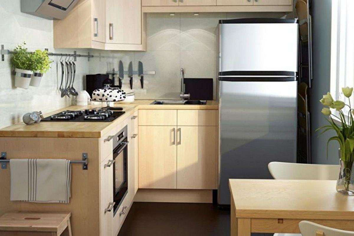 дизайн малогабаритной кухни 6 кв фото