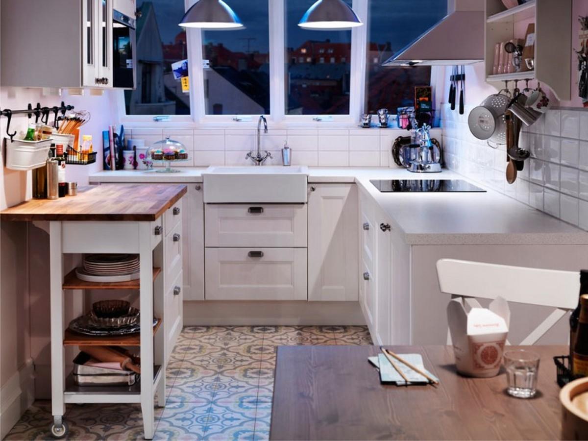 идеи дизайна кухни 6 кв м фото
