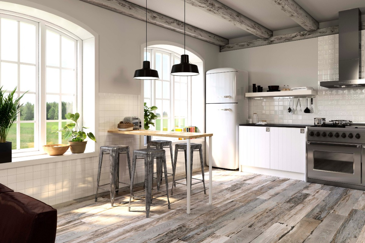 как выбрать линолеум в квартиру интерьер с элементами скандинавского стиля