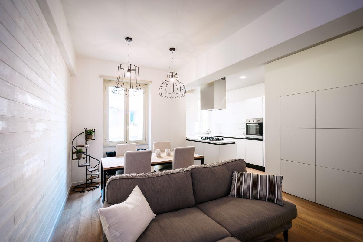 интерьер маленькой квартиры лаконичный дизайн