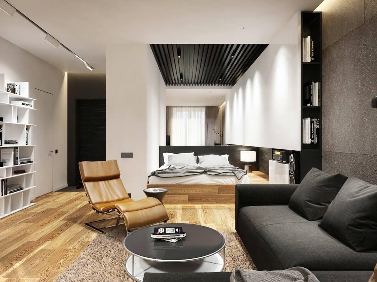 интерьер маленькой квартиры современный подход к оформлению