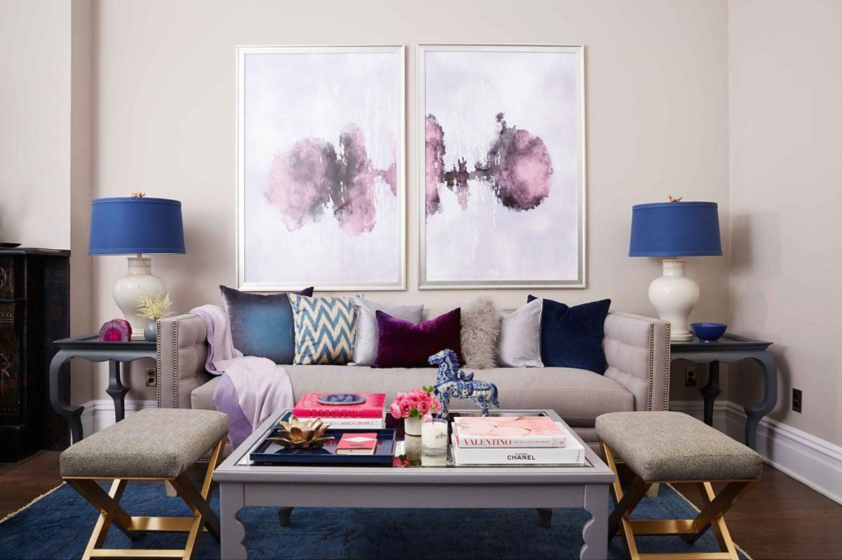 интерьер маленькой квартиры студии симметрия как способ гармонизации небольшого пространства