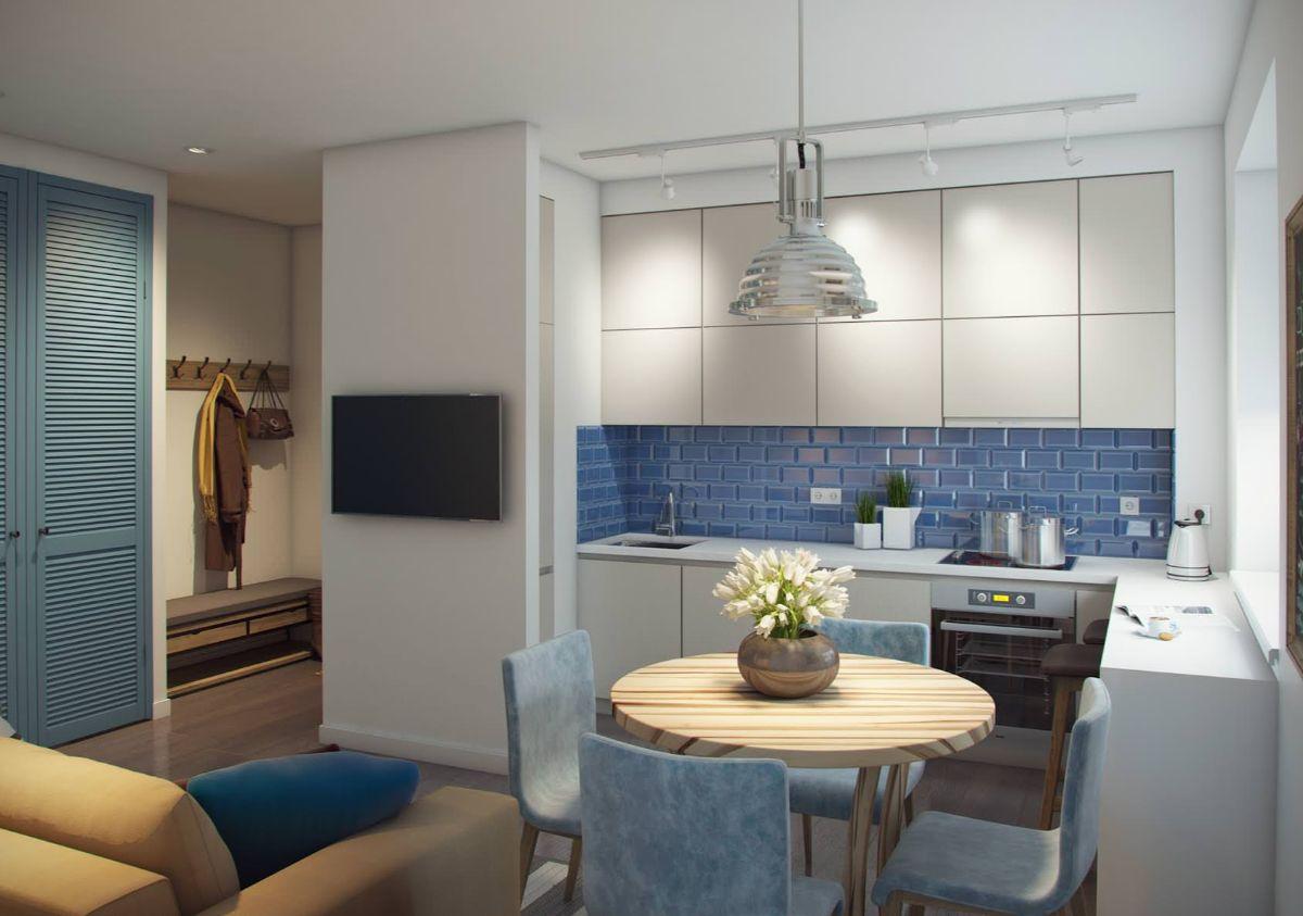 смарт квартира интересный дизайн