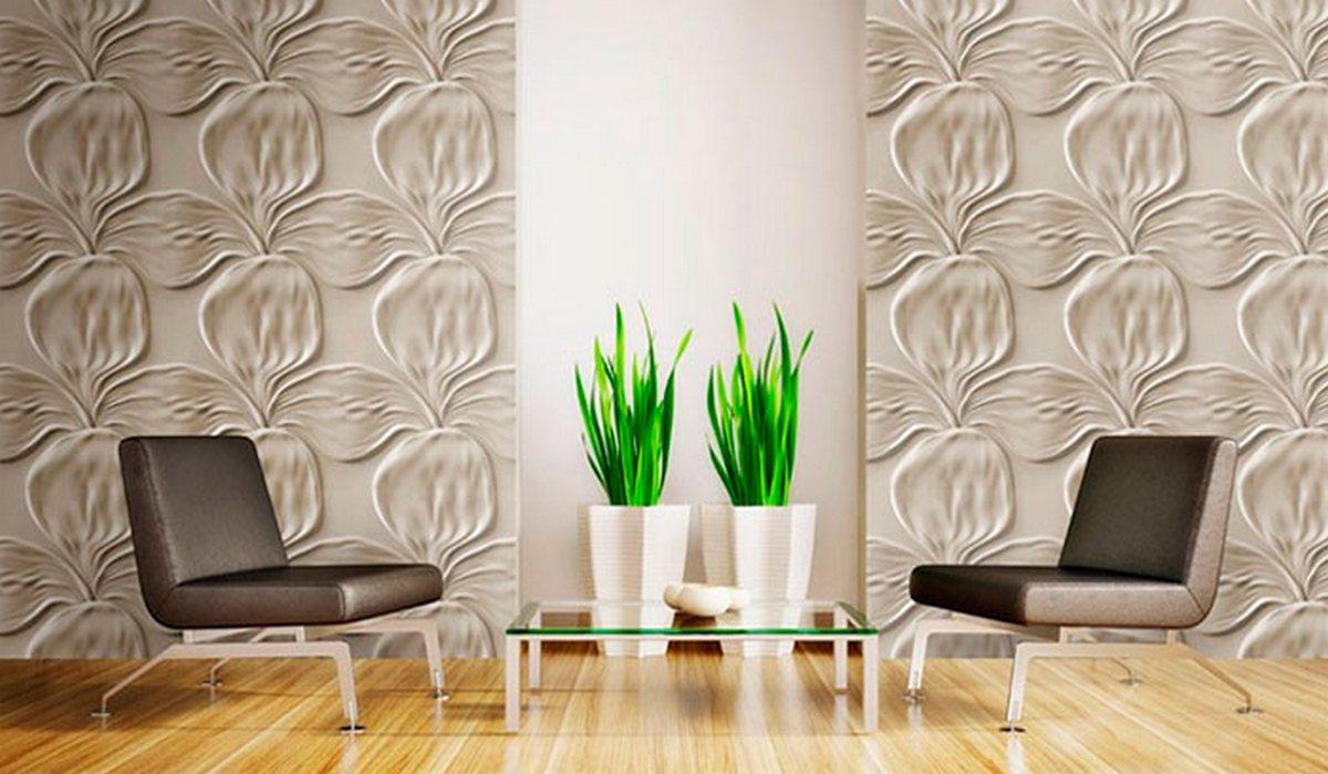 дизайн гостиной с белыми стенами фото
