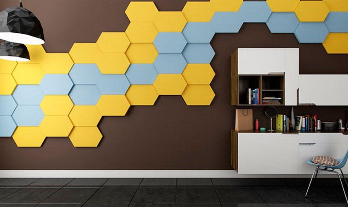дизайн гостиной серые стены