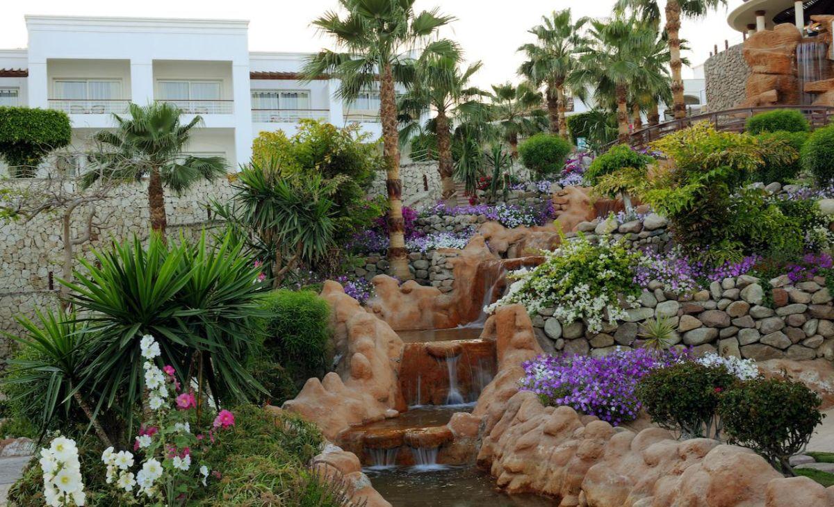 дизайн роскошного садового участка