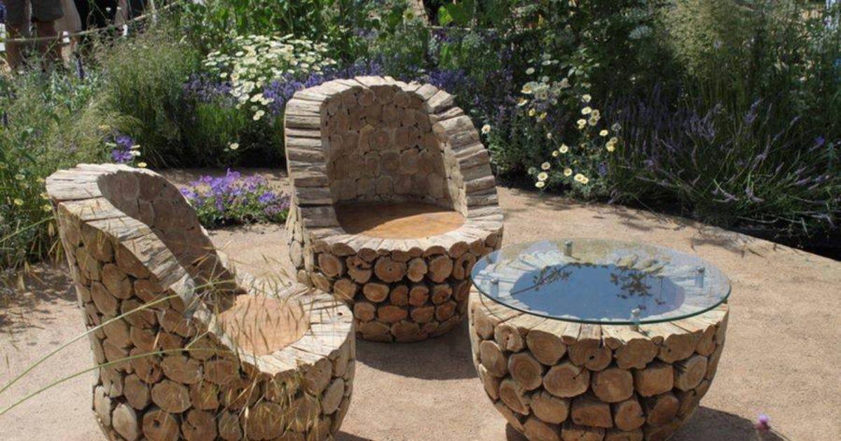 дизайн садового участка креативный подход