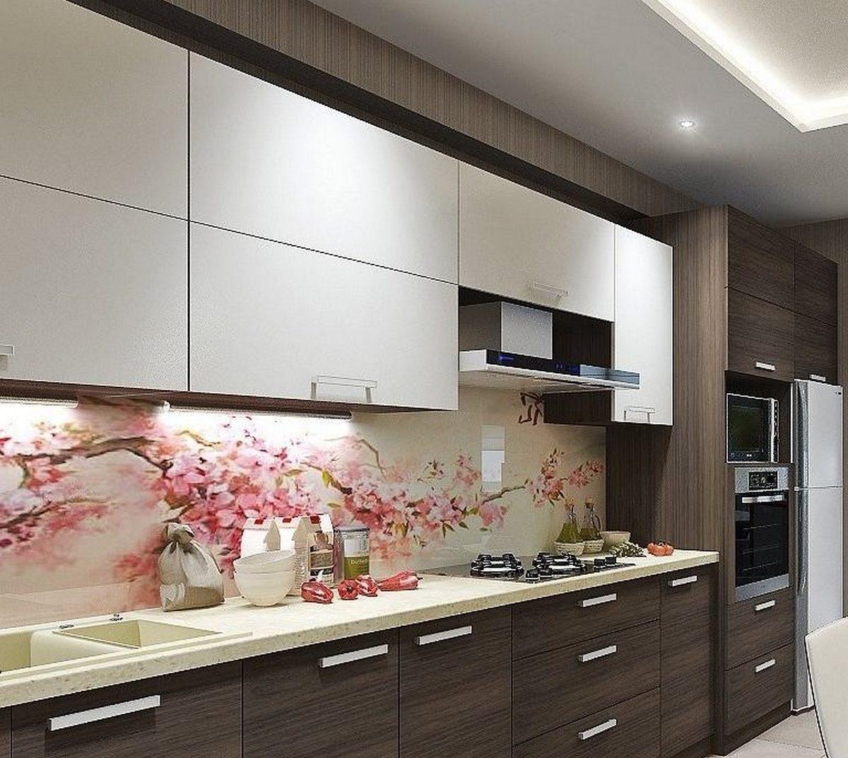 кухни в японском стиле фотогалерея